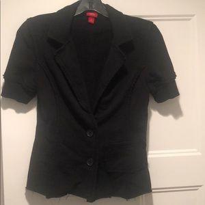 3 for $25. Cotton distressed blazer